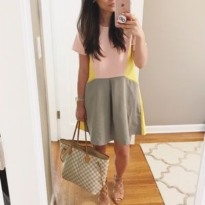 Dresses & Skirts - Colorblock Dress